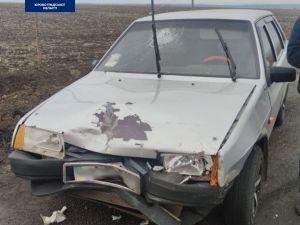Під Кропивницьким вранці сталася аварія