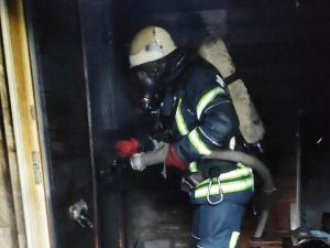 Кіровоградська область: За вихідні вогнеборці ліквідували два займання