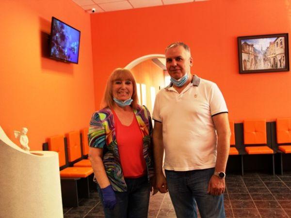 Людмила Шубіна: Ця лікарня для людей, а не для лікарів! (ФОТО)