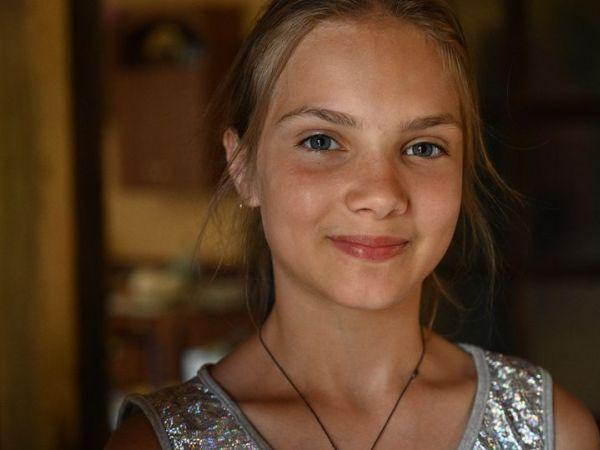 12-річна Тетянка врятувала від стихії чотирьох дітей