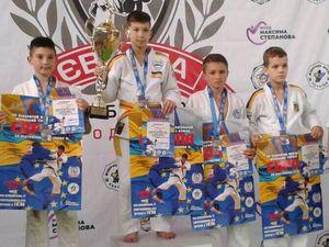 Кропивницькі юні дзюдоїсти привезли нагороди з одеського татамі