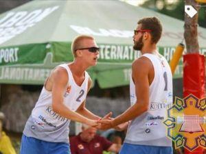 Кропивницькі студенти вибороли «бронзу» чемпіонату України з пляжного волейболу (ФОТО)