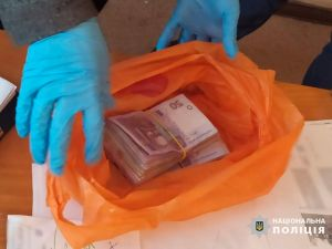 На Кіровоградщині долинчанин намагався дати хабара поліції (ФОТО)