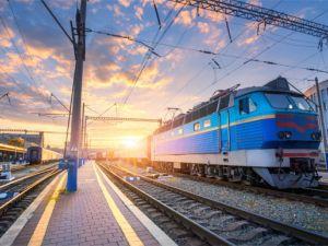 На дільниці Васильків - Боярка зійшов з рейок поїзд