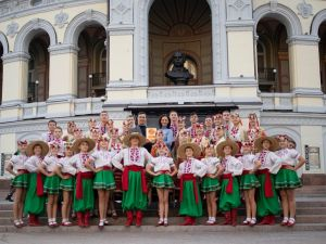 Ансамбль «Світанок» став переможцем Всеукраїнського конкурсу народної хореографії