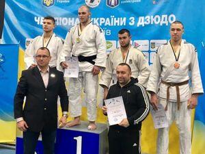 Кропивничанин Вадим Велков – третій у рейтингу кращих дзюдоїстів України