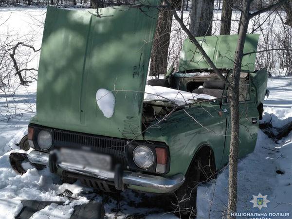 Як на Новоукраїнщині злодій викрав авто