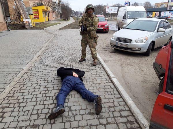 На Кіровоградщині СБУ попередила замовне вбивство підприємця (ФОТО)