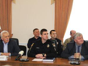 На Кіровоградщині поліція разом з громадою працюють над впровадженням проекту «Я тут»