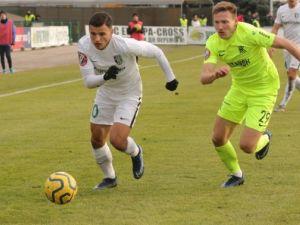Кіровоградщина: «Олександрія» програє у четвертому матчі поспіль