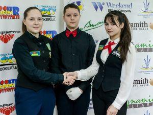 Більярдистка з Кропивницького  стала чемпіонкою України зі снукеру