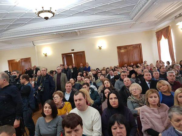 Чим пишається найбільше мер Кропивницького?