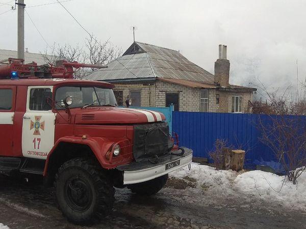 Кіровоградська область: За добу під час пожежі загинули дві людини (ФОТО)