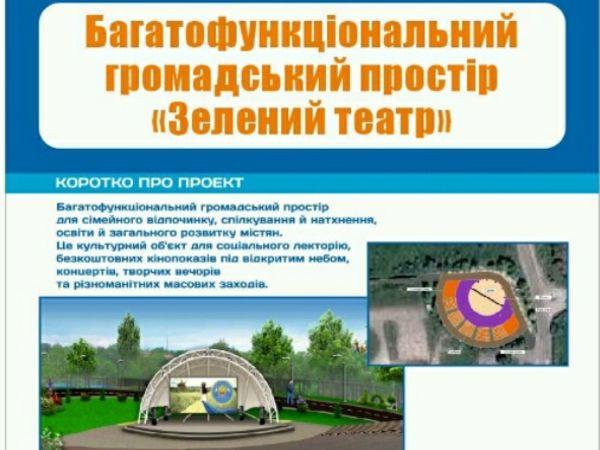 """В районі  Бєляєва може з'явитись фітнес-екомістечко та """"Зелений театр"""""""