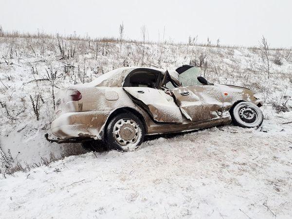 На Новоукраїнщині сталася ДТП з потерпілим