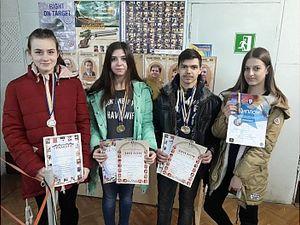 Кропивницькі стрільці здобули медалі у кубку Києва