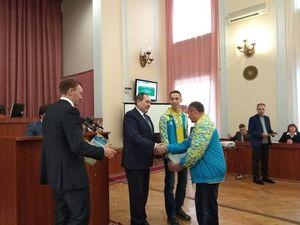 У Кропивницькому вручили іменну стипендію кращим спортсменам міста (ФОТО)