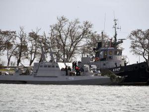 Коментар МЗС України щодо повернення Росією трьох українських військово-морських суден