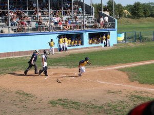 У Кропивницькому поновлюється чемпіонат України з бейсболу