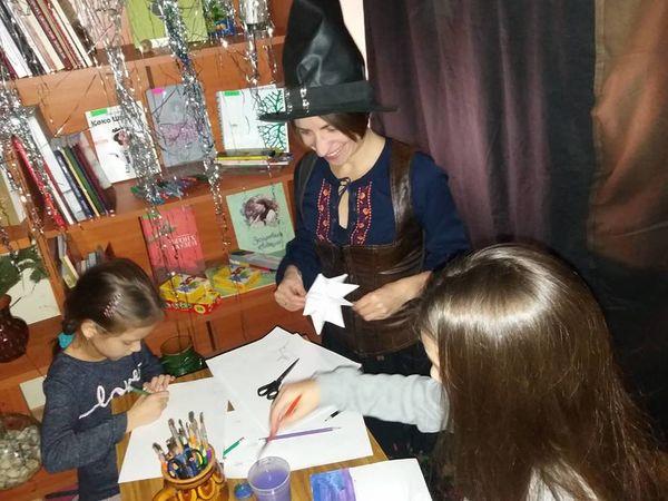Як у бібліотеці Чижевського святкують Щедрий вечір (ФОТО)