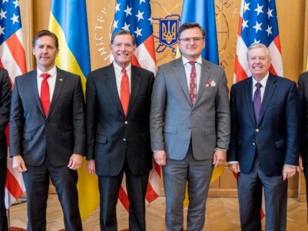 Україна переходить на новий рівень партнерства з США у сфері безпеки