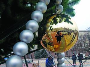 Зимові свята у Кропивницькому розпочнуться на  Святого Миколая