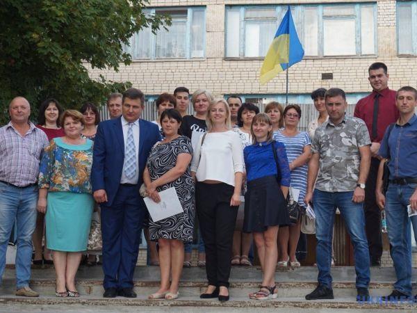 Кіровоградщина: Смолінська громада являється лідером серед розвинених ОТГ