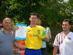 Команда Кропивницької міської ради стала бронзовим призером обласної спартакіади