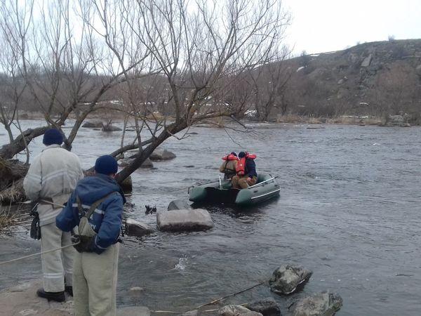 На Кіровоградщині у Південному Бузі потонув чоловік