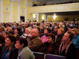 Розпочався 74-й концертний сезон Кіровоградської обласної філармонії (ФОТО)