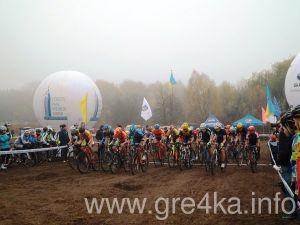 У Кропивницькому триває чемпіонат України з велокросу