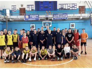 Кропивницькі спортсмени отримали майстер-клас від головного тренера «Золотого Віку»