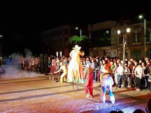 """У Кропивницькому театр """"Воскресіння"""" зіграв свою першу виставу в рамках """"Кропфесту"""" (ВІДЕО)"""