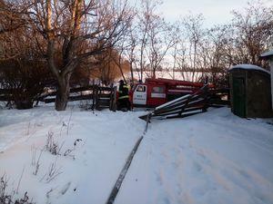 У Кропивницькому на Яновського загорівся автомобіль ВАЗ 211540
