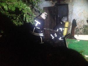 В Кіровоградській області сталося дві пожежі