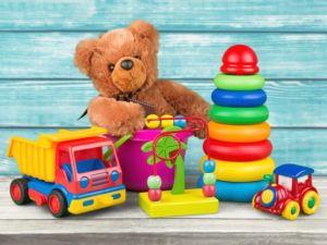 Безопасные детские игрушки: 3 бренда