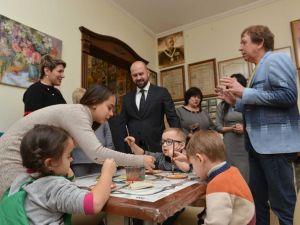 Кіровоградщина: Відтепер облдержадміністрація буде опікуватися дитячим конкурсом малюнків