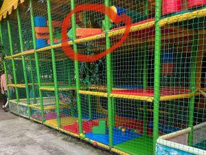 Кропивницький: У Дендропарку під час розваг травмувався хлопчик (ФОТО)