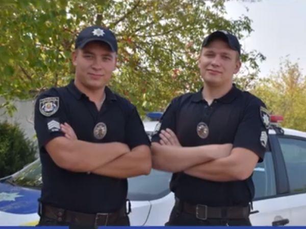 Кропивницький: Поліція вітає з Днем захисника своїх колег, які  боронили суверенітет на сході України (ВІДЕО)