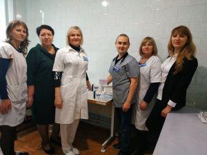 Кіровоградщина: Медичні заклади отримали тести для діагностики ВІЛ