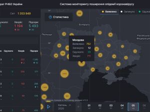 Коронавірус на Кіровоградщині: в області 14 нових випадків COVID-19