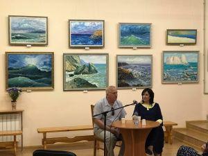 До Кропивницького завітала родина київських художників (ФОТО)