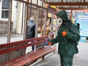 У Кропивницькому всі зупинки оброблятимуть дезінфекційним розчином