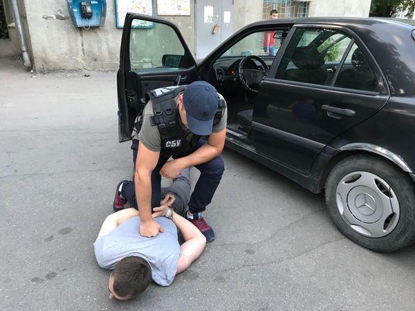 У Кропивницкому слідчий поліції вимагав хабара за закриття справи (ФОТО)