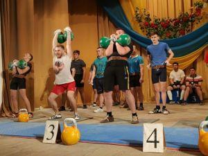Поліцейські Кіровоградщини взяли участь у обласних спортивних змаганнях