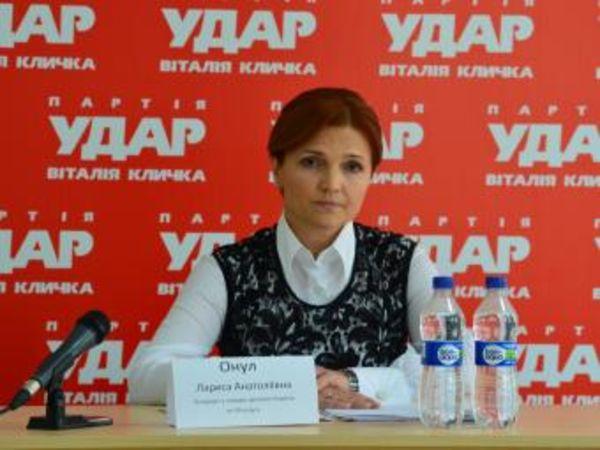 Лариса Онул рассказала, с чем идет на выборы