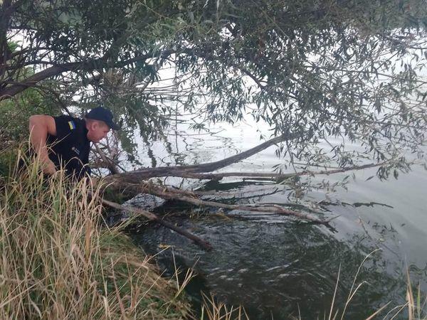На Кіровоградщині потонув 52-річний чоловік