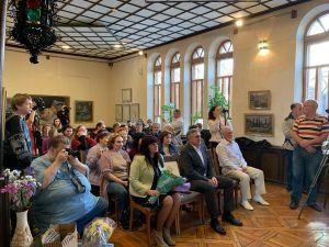 «Акварельна Україна: Одеса – Кропивницький» У місті відкрилася виставка одеських митців. ФОТО