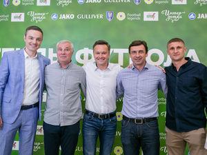 Андрій Шевченко знову вийде на футбольне поле перед фіналом Ліги Чемпіонів