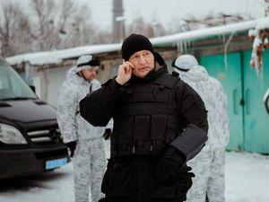 Станислав Боклан отметил день рождения на съемках «Захвата»
